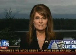 Sarah Palin Debt Ceiling