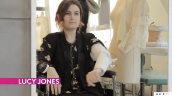 Wheelchair Fashions By Student Lucy Jones To Go On Show In