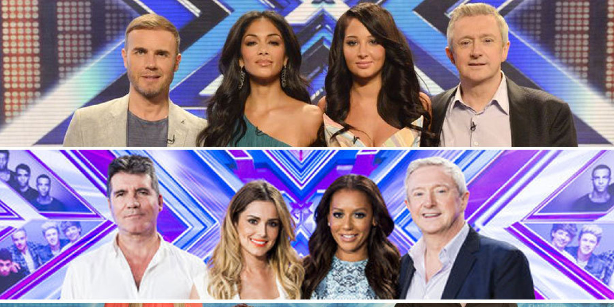 X Factor Judges 2016 Pictures to Pin on Pinterest - ThePinsta