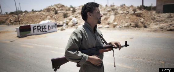 LIBYA REBEL