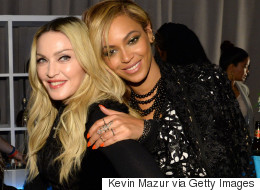 Queen Of Pop And Queen Bey Team Up For New Video