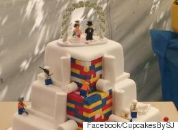 Epic Lego Cake Forces Bakers To Turn Away Orders