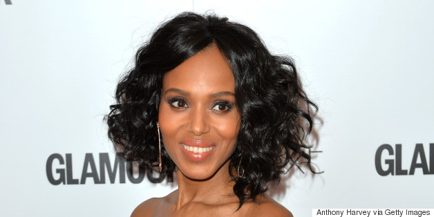 Here's The First Look At Kerry Washington As Anita Hill For HBO Film