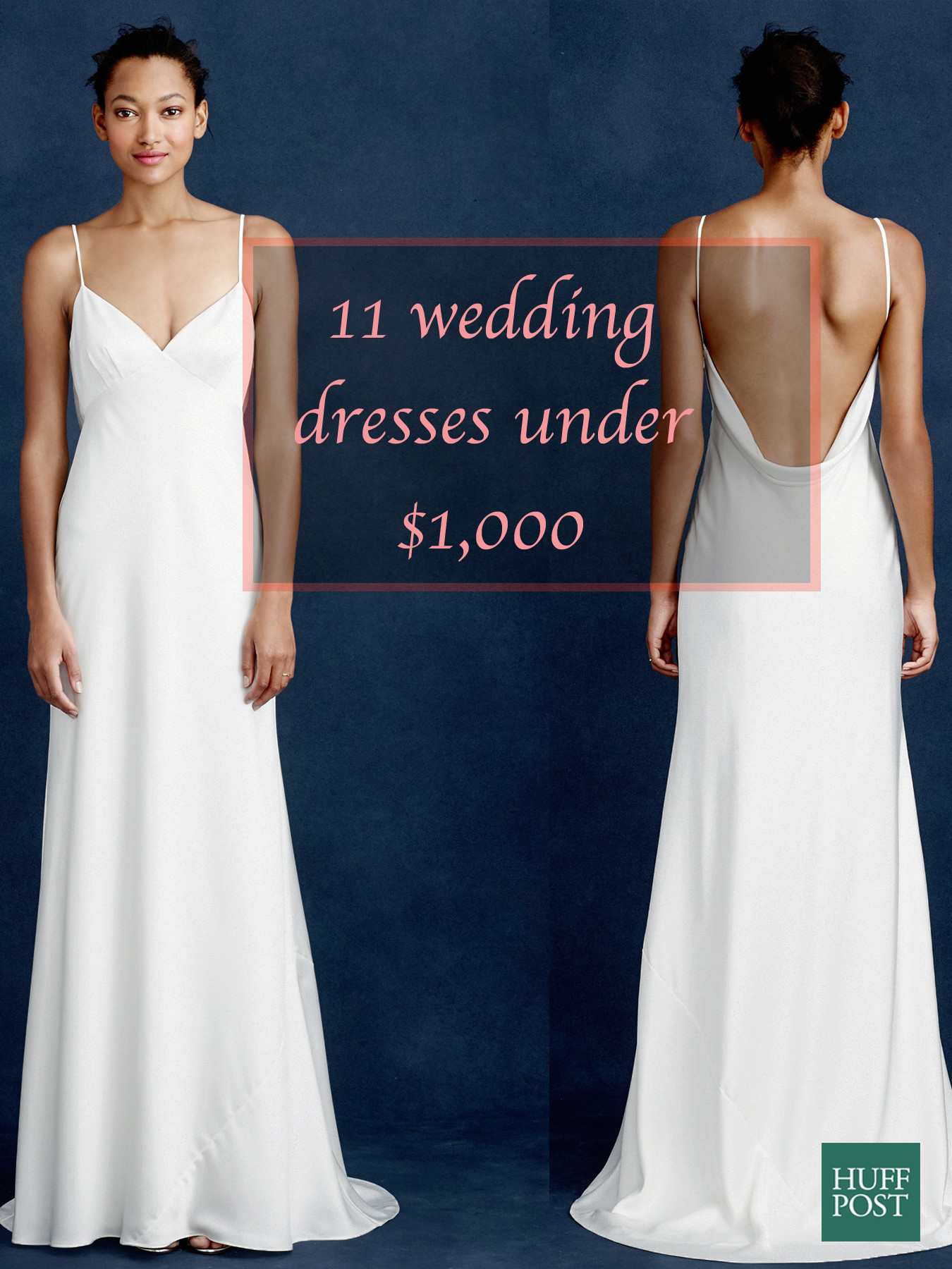 11 Wedding Dresses Under $1,000 | HuffPost