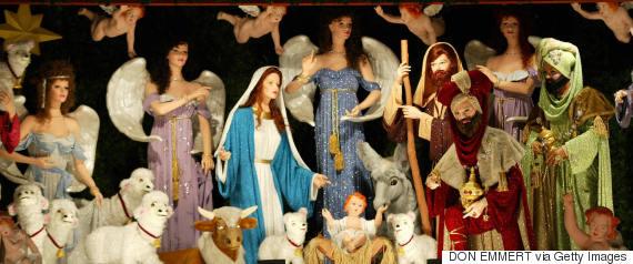 nativity scene united states