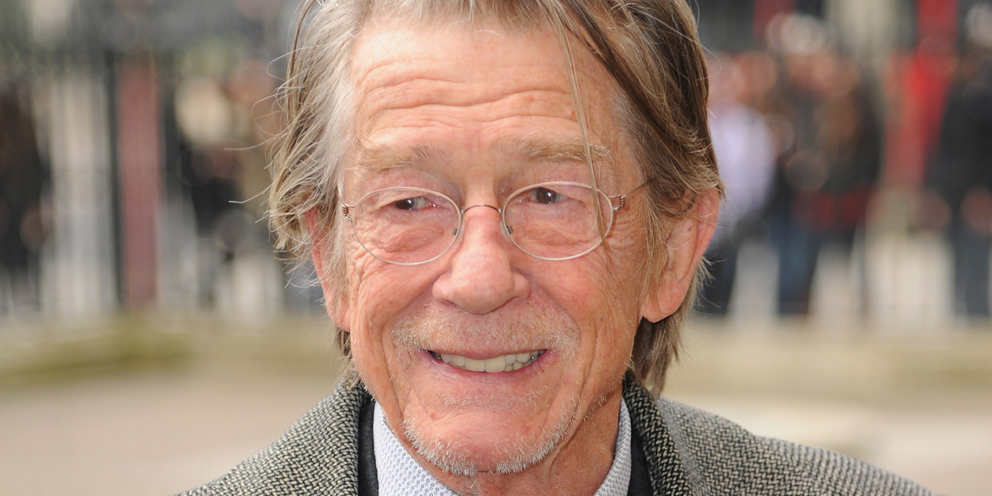 Danelle Weaver Sean John Clothing John Hurt Reveals He Has