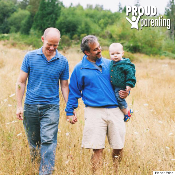 proud parenting campaign