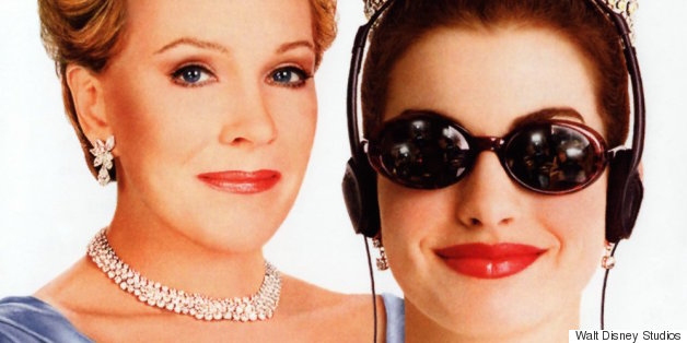 'Princess Diaries 3' Is Reportedly In The Works At Disney