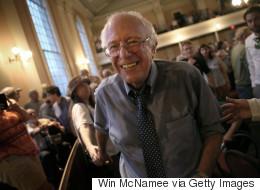Bernie Sanders Gains In New Hampshire Primary Polls
