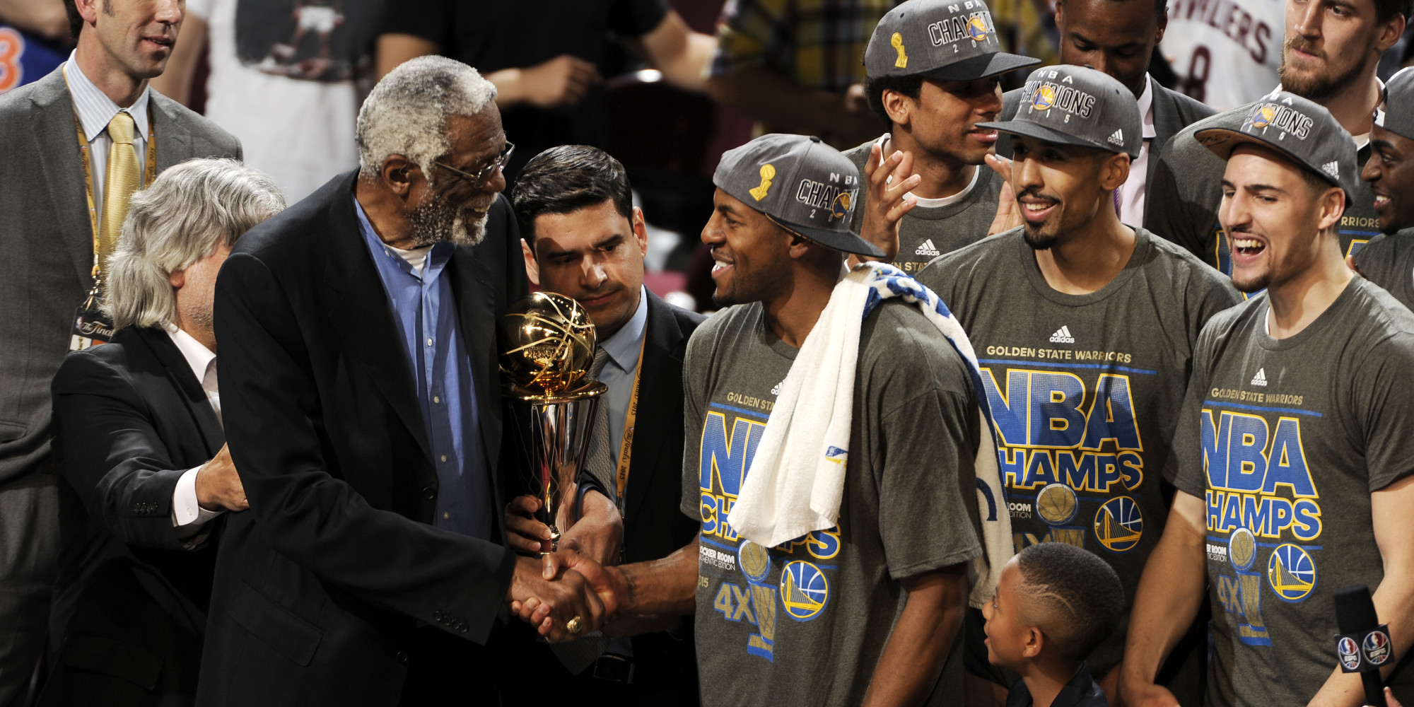 Andre Iguodala Wins 2015 NBA Finals MVP | HuffPost