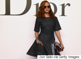 We Need To Talk About Rihanna's Dior Shoes