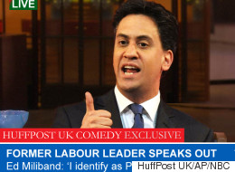 Ed Miliband: 'I Identify As Prime Minister'