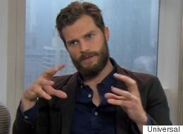Jamie Dornan Is Emphatic 'Fifty Shades' Is More Than Sex