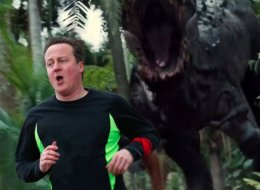 The David Cameron Version Of 'Jurassic World' Is A Lot More Interesting