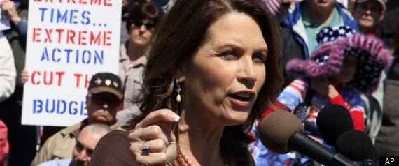 Michele Bachmann Church