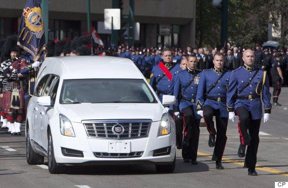 daniel woodall funeral