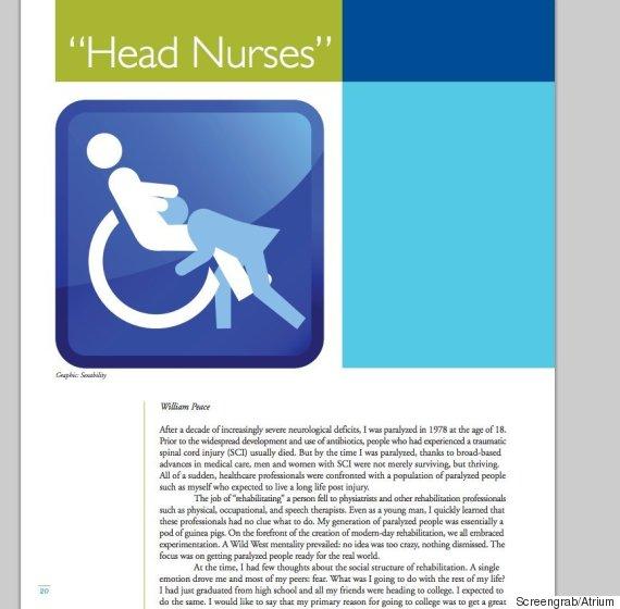 atrium head nurses