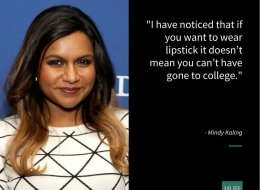 7 Things Every Woman Can Learn From Mindy Kaling