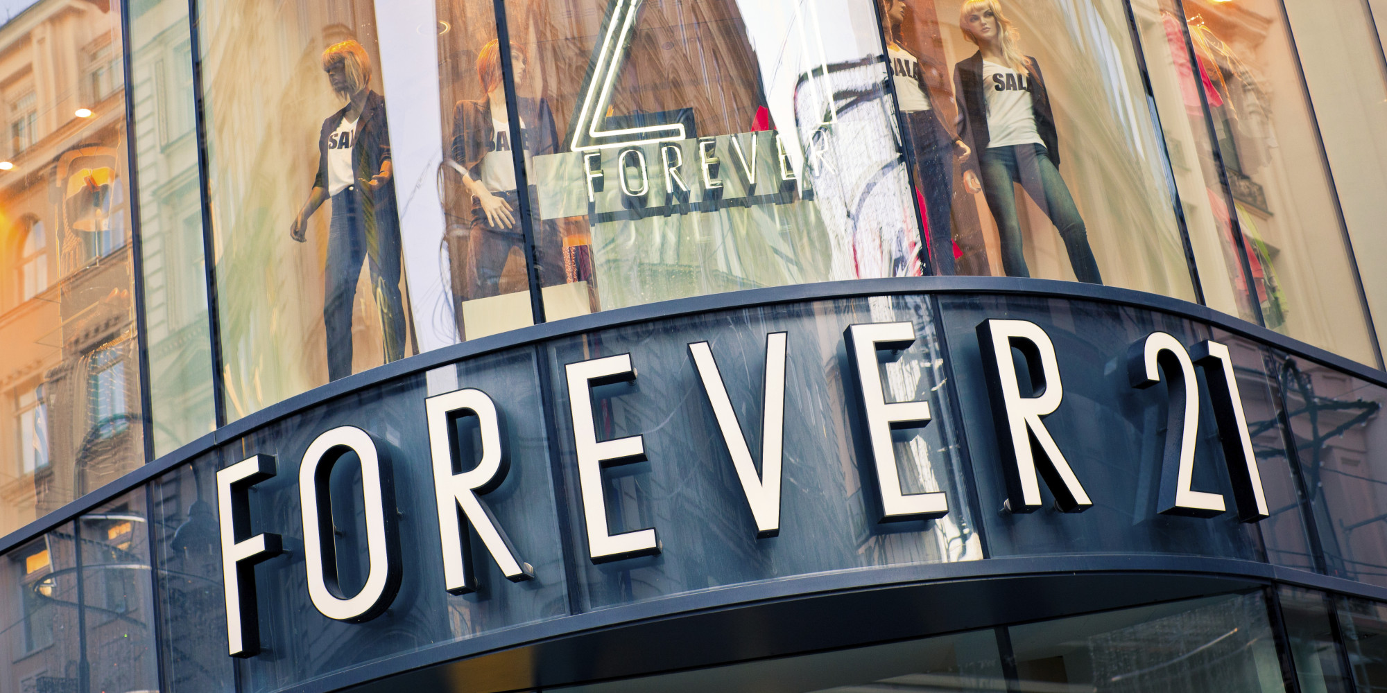 How Shopping At Forever21 Is An ENTIRELY Different ...