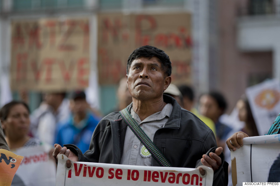 they took them alive mexico