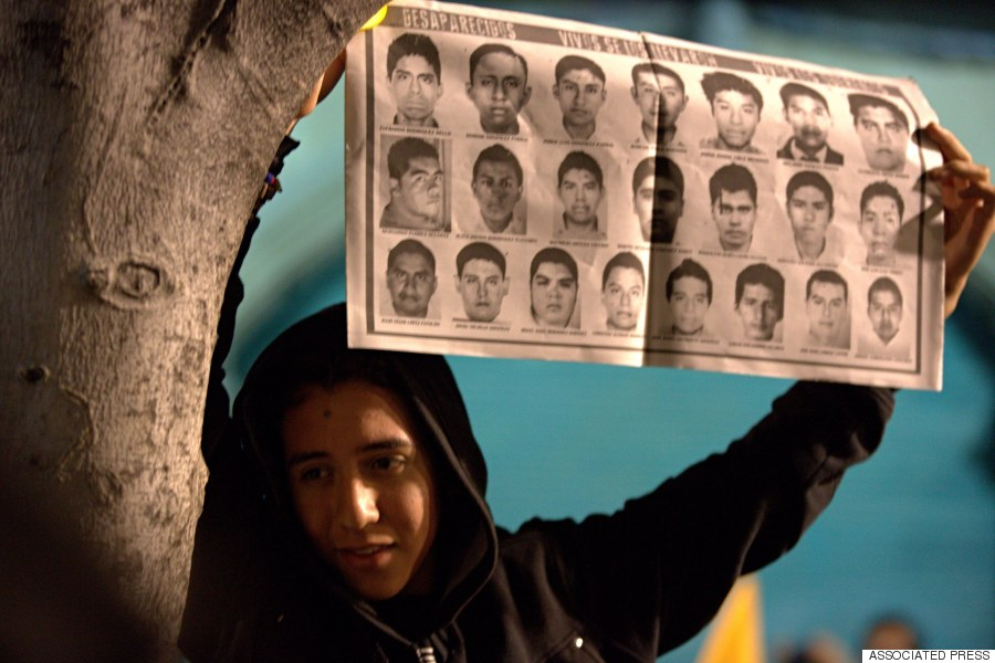 mexico students 43 portraits