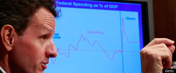 GEITHNER GDP