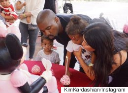 Kim Kardashian Posts Pics Of North's Party And Had As Much Fun As Her Kid