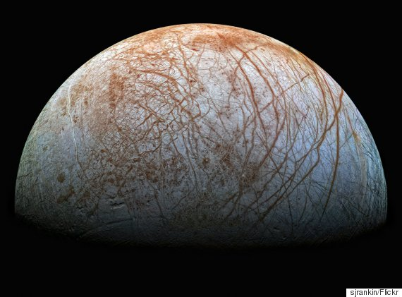 NASA: Mission To Jupiter's Moon Europa Gets Go Ahead