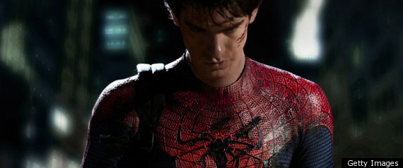 NEW SPIDERMAN ANDREW GARFIELD