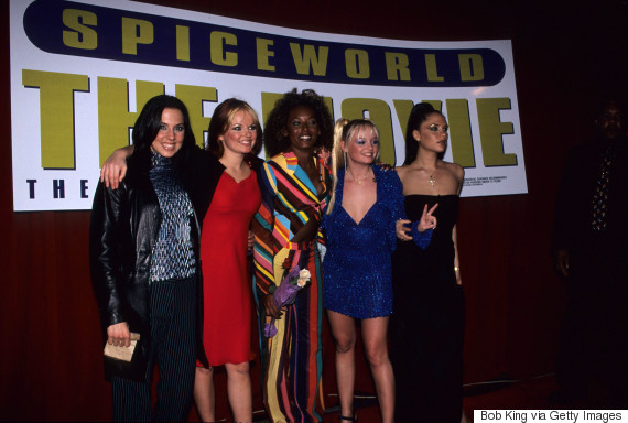 spice girls spiceworld