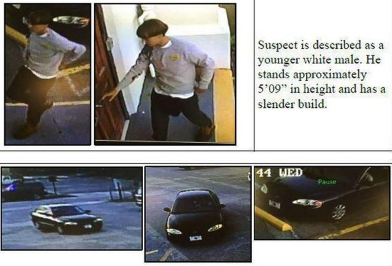 suspect charleston shooting
