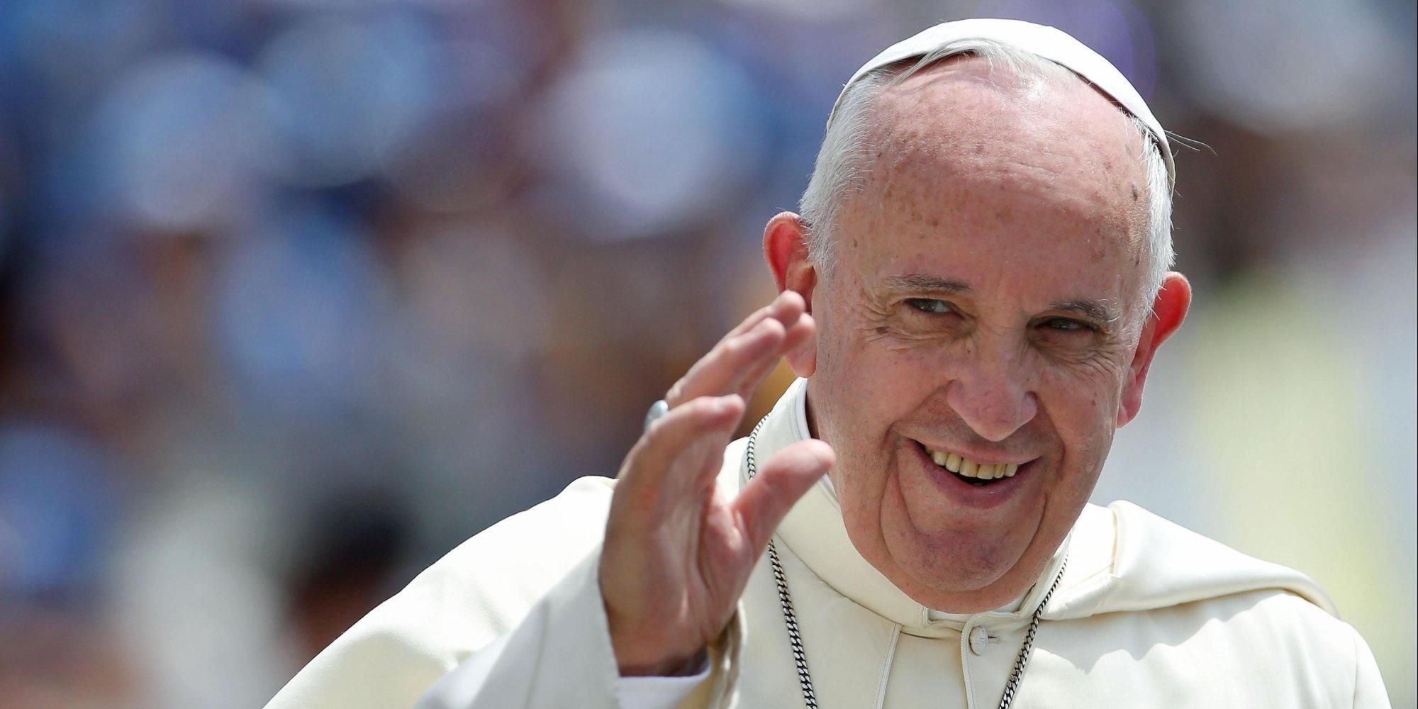 Papa francesco enciclica laudato si 39 basta al - Papa bagno chimico ...
