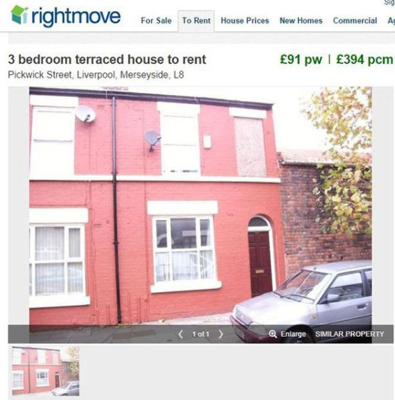 rightmove ghost house