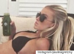 Paulina Gretzky's Latest Bikini Selfie Is Just As Sexy As You'd Expect