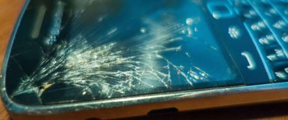 oneplus one cracked screen how to use