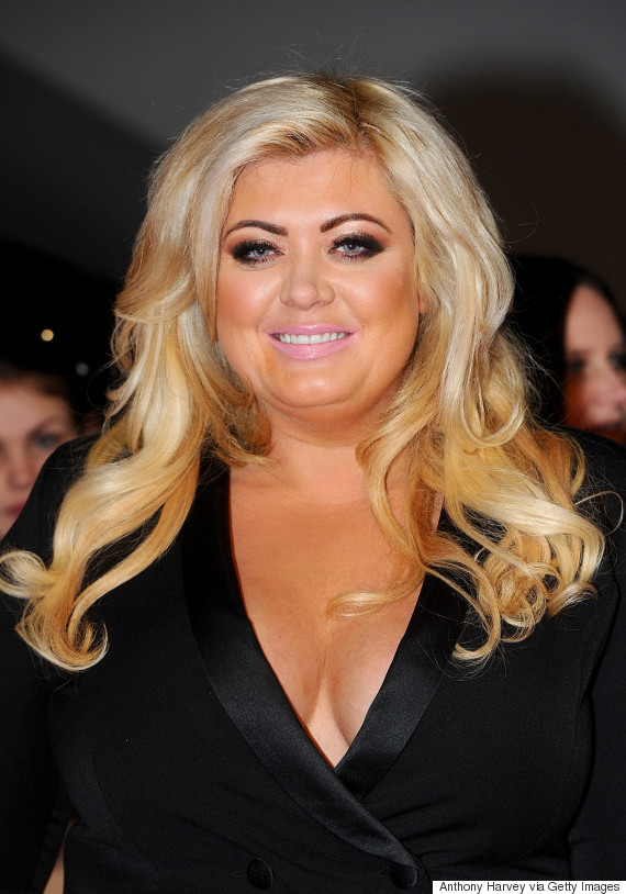 how tall is gemma collins