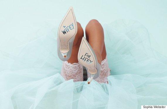 sophia webster bridal