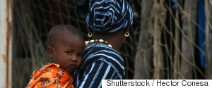 AFRICA MOTHER