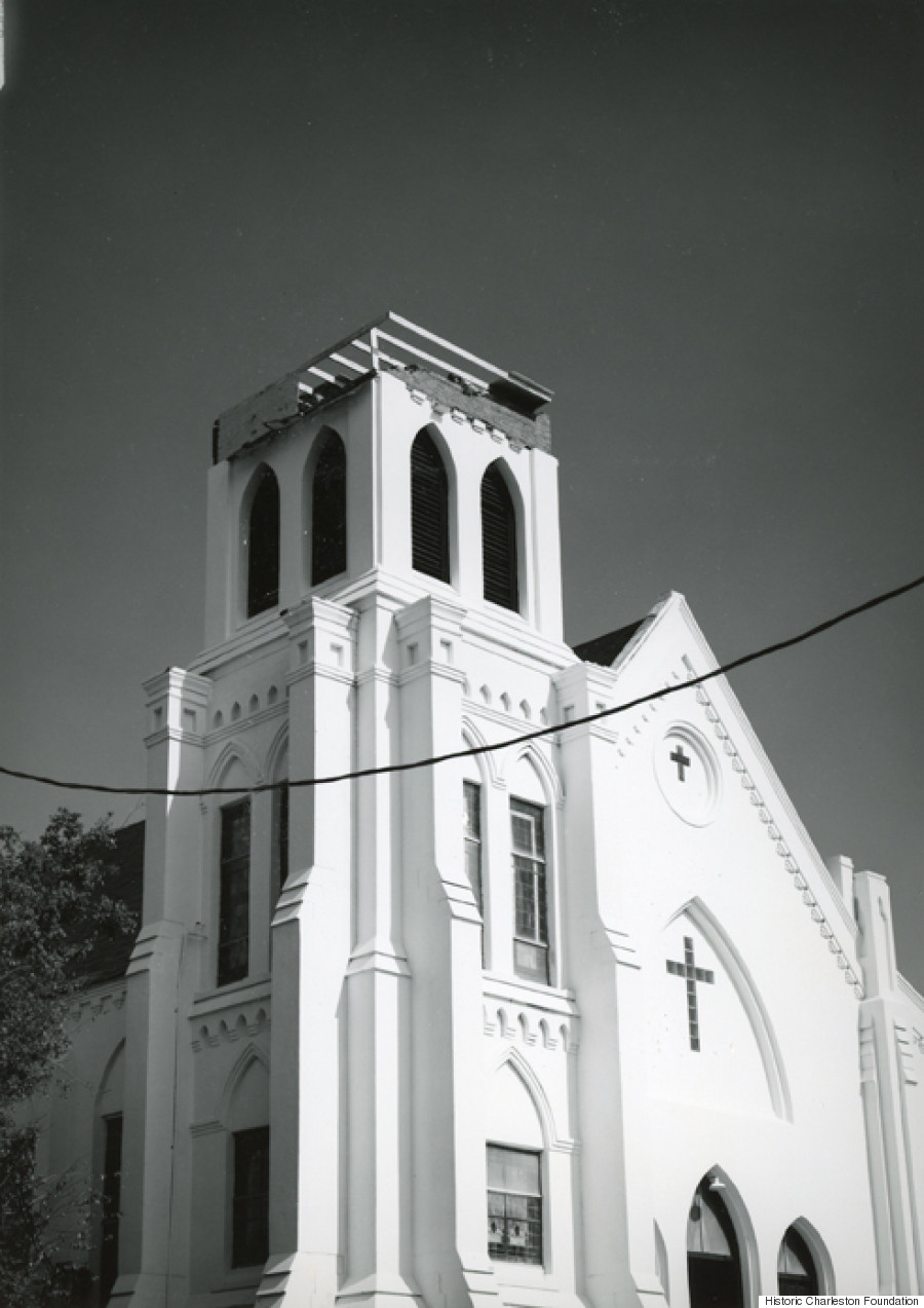 historic black church attacked in charleston had deep roots in emanuel ame church hurricane