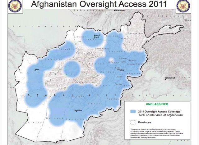 sigar afghanistan 2011