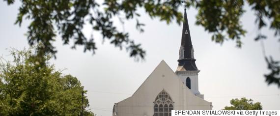 charleston shooting church