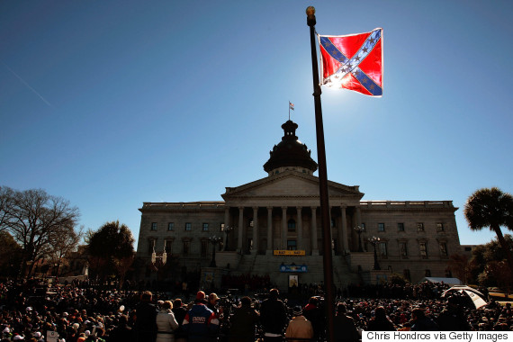 The Confederate Flag Isn T Budging From South Carolina S