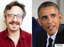 President Obama To Appear On Marc Maron's 'WTF' Podcast