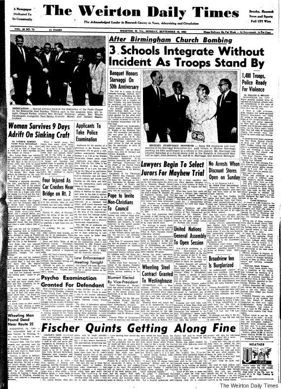 west virginia newspaper