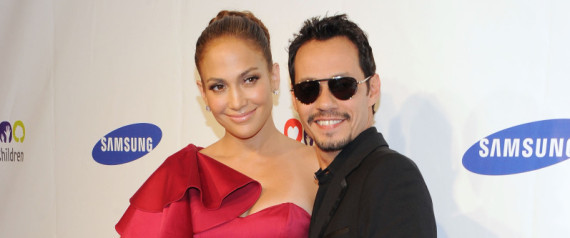 MARC ANTHONY JLO