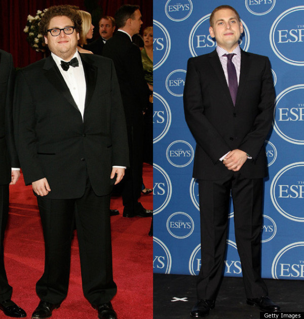 Jonah Hill fat to fit