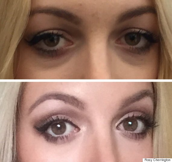 Remove Bags Under Eyes Makeup - Style Guru: Fashion, Glitz