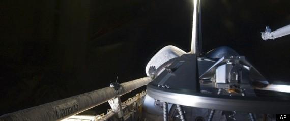 SPACE SHUTTLE ASTRONAUTS