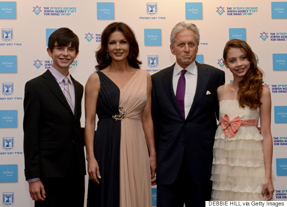 Catherine Zeta-Jones And Michael Douglas' Kids Are All ...
