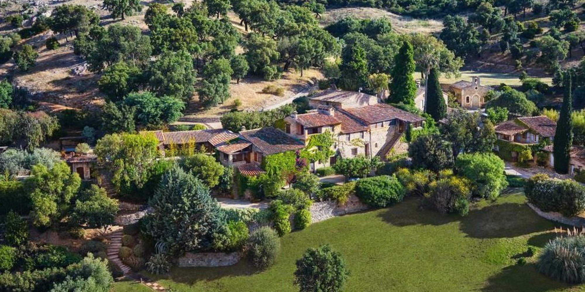 Photos johnny depp vend sa r sidence dans le sud de la for Maison france